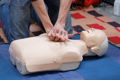 CPR SKILLS CHECK-OFF